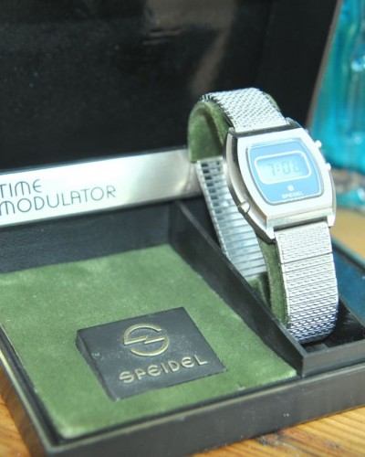 SPEIDEL-Time Modulator